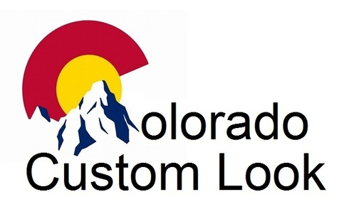 Colorado Custom Look logo